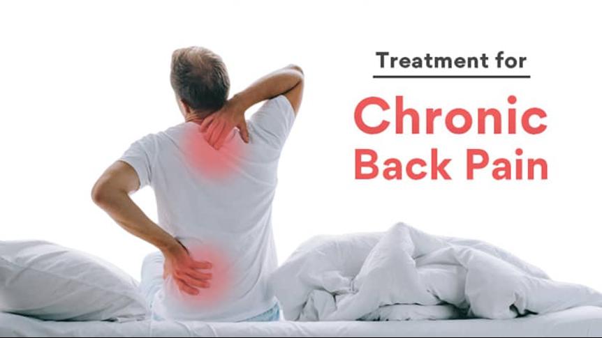 Chronic Back pain Treatment